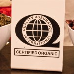 Certified Organic...